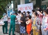 23 bệnh nhân COVID-19 tại Đà Nẵng được xuất viện
