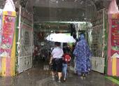 Đà Nẵng: Học sinh nghỉ học, đề nghị quân đội sẵn sàng chống lũ