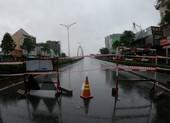 Đà Nẵng phong tỏa các cây cầu trên sông Hàn để chống bão