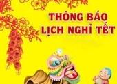 Hà Nội chốt lịch nghỉ Tết Âm lịch 2021 cho giáo viên, học sinh