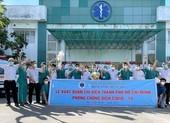 Trung tâm Cấp cứu 115 Đà Nẵng lên đường chi viện TP.HCM chống dịch