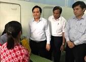 Bộ trưởng Nhạ cảnh tỉnh toàn ngành từ vụ nữ sinh bị đánh