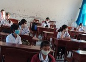 Đảm bảo học sinh, sinh viên ngồi cách nhau tối thiểu 1,5 m