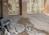 Tường rào trước cổng trường sập làm học sinh lớp 5 thiệt mạng