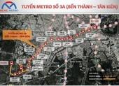 Tuyến Metro 3A thay đổi trung tâm hành chính Tây Sài Gòn