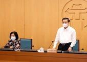 Chủ tịch Hà Nội: Phải rút kinh nghiệm từ chùm ca bệnh COVID-19 ở Đông Anh