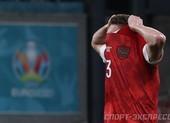 Hình ảnh 'Gấu Nga' thua thảm ở Copenhagen