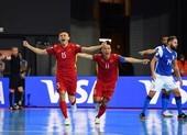 World Cup futsal: Kịch bản nào cho trận Việt Nam- Czech lúc 20 giờ hôm nay?