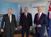 Telegragh:Liên minh Mỹ-Anh-Úc được bàn khi G7 họp tháng 6, ông Macron không biết