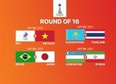 Châu Á sau vòng 1/8 World Cup chỉ còn... 1?