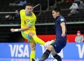 Thái Lan tơi tả trước Kazakhstan