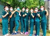 Nữ sinh viên y khoa 'trốn nhà' để được vào tâm dịch