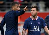 Ở PSG, Messi phải phục vụ cho Mbappe