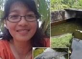 Kinh hoàng: Cá sấu lên bờ ăn thịt nhà khoa học