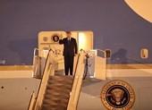 Thượng đỉnh Mỹ-Triều: 2 ông Trump-Kim được chào đón nồng nhiệt