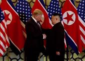Hai ông Trump-Kim nói gì khi gặp nhau lần thứ hai?