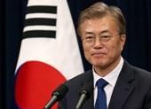 Ông Moon ngưng lịch công tác để theo dõi thượng đỉnh Mỹ-Triều