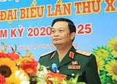 Tướng Trần Hoài Trung tái đắc cử bí thư Đảng ủy Quân khu 7