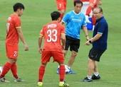 Thế khó của thầy Park và tuyển thủ Việt Nam