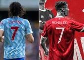 Cavani không vui vì Ronaldo và sức ép của Solskjaer