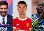 Messi và Ronaldo không hay hơn Lukaku