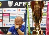 Ông Park nói gì khi rơi vào bảng nhẹ ký tại AFF Cup?