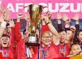 AFF Cup, đội tuyển Việt Nam lần đầu đá với thế kèo trên