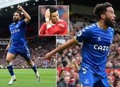 Cầu thủ Everton ăn mừng giống hệt Ronaldo trước mặt... Ronaldo