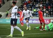 Harry Kane và Sterling dự bị, tuyển Anh vẫn thắng đậm chủ nhà Andorra