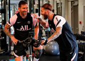Messi, Ramos, Neymar đừng tiếp tục 'ăn mày dĩ vãng'