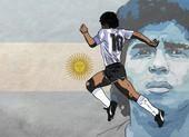 Nhiều huyền thoại góp mặt ở Maradona Cup