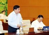 Chính phủ xin điều chỉnh tăng trưởng GDP còn 4,5%