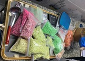 Công an TP.HCM bắt giữ gần 1 tạ ma túy từ Campuchia