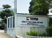 Bắc Ninh thông tin vụ nghi đưa hối lộ ở Công ty Tenma