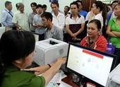 Bộ Công an đề xuất gắn chip lên thẻ căn cước công dân
