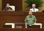 Chủ tịch QH  đề nghị Bộ trưởng Tô Lâm không trả lời 1 câu hỏi