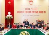Giới thiệu ông Đỗ Văn Chiến làm Chủ tịch MTTQ VN