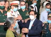 'Nơi đâu ở Việt Nam cũng khắc ghi sự hy sinh cao cả vì Tổ quốc'