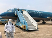 Vietnam Airlines lên tiếng tiếp viên của hãng nhiễm COVID-19