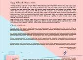 Phó Chủ tịch UBND TP.HCM viết thư gửi khách du lịch