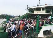 Nóng: TP.HCM tạm dừng bến phà, bến khách ngang sông