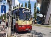 Hậu Giang thu hồi phù hiệu xe buýt bỏ tuyến