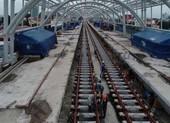 Tháng 4, tàu metro sẽ được nhập về TP.HCM