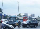 Sửa chữa nút giao thông An Phú, quận 2