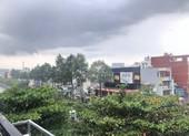 TP.HCM đang có nhiều cơn mưa trái mùa