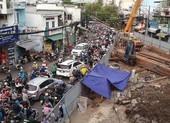 TP.HCM: Tạm ngưng thi công trong dịp Giỗ tổ Hùng Vương