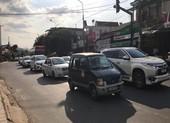 Đường lên Đà Lạt đang kẹt xe nghiêm trọng, kéo dài 5 km