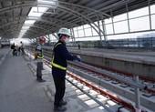 Cận cảnh tuyến metro số 1 Bến Thành - Suối Tiên sắp về đích