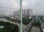 EVN HCMC gấp rút thực hiện công trình đường dây 220kV
