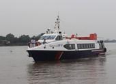 Ngày mai, tàu cao tốc Bến Tre-Vũng Tàu đi vào hoạt động